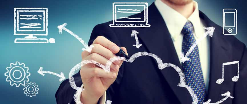 Outsourcing af IT-drift og cloud computing gør dig skalerbar