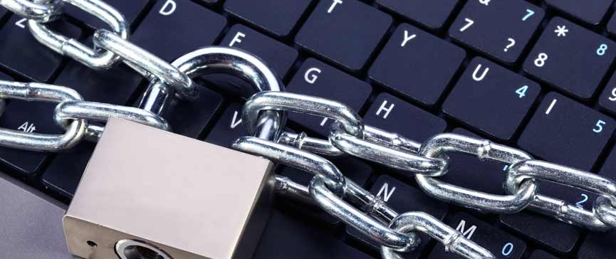 5 grundregler for IT-sikkerhed