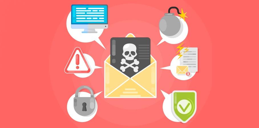 Der findes forskellige versioner af emailhacking