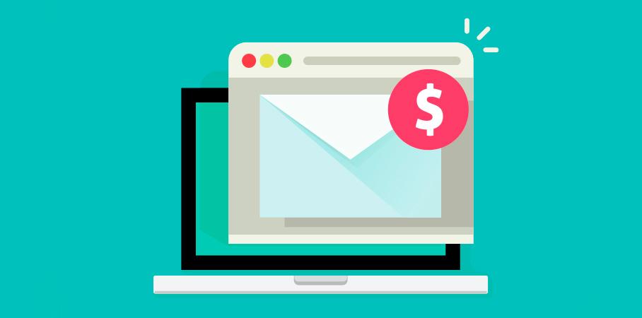 Man kan miste penge ved emailsvindel
