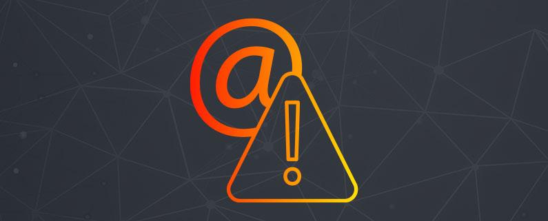 Manglende mailsikkerhed