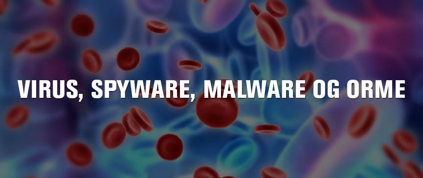 Slip af med virus