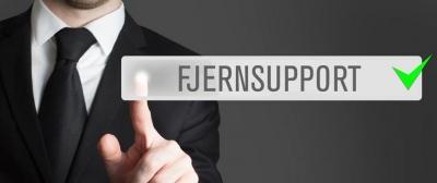 IT-support over internettet